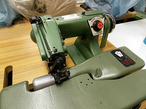 Used US Blindstitch Commercial Industrial Sewing Machines 4040 New Blind Stitch Sewing Machine For Sale