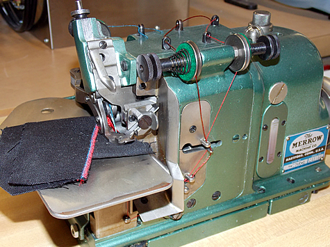 pearl stitch machine