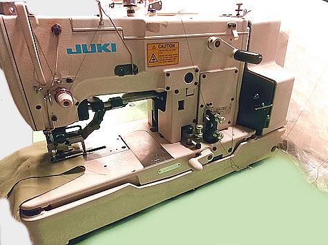 Used Commercial Industrial Buttonhole Sewing Machines 404040 Gorgeous Buttonhole Sewing Machine