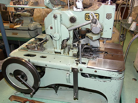 Used Commercial Industrial Reece Sewing Machines Refurbished Sewing Amazing Reconditioned Sewing Machines