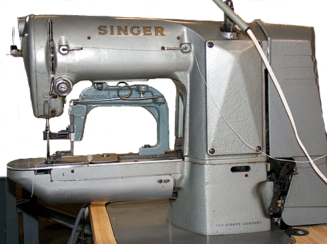 Used Commercial Industrial Singer Sewing Machines Beauteous Industrial Singer Sewing Machine