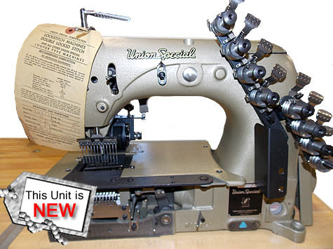 Used Union Special Sewing Machines Commercial Industrial 4040 Fascinating Commercial Sewing Machines For Sale Used