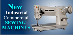 Used Reconditioned sewing Machines Commercial Industrial